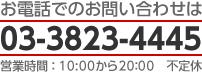 TEL:03-3823-4445